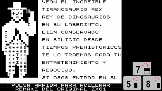 Rex te ha visto - screenshot