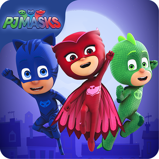 PJ Masks: Moonlight Heroes APK Cracked Download