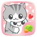 FREE-GO SMS PUFF&COCOA STICKER APK for Bluestacks