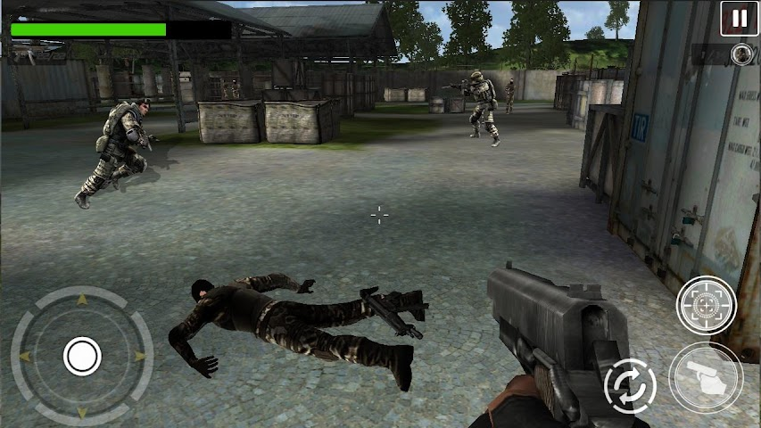 android Sniper Enemy Killer 2016 Screenshot 2