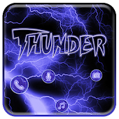 App Thunder Storm Icon Packs apk for kindle fire