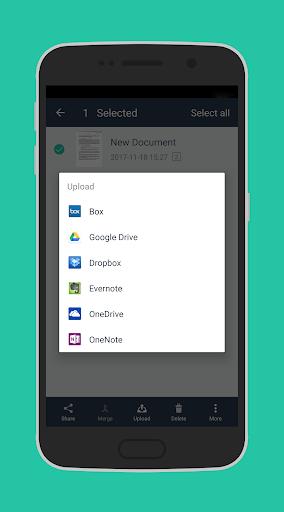 Simple Scan - PDF Scanner App screenshot 1