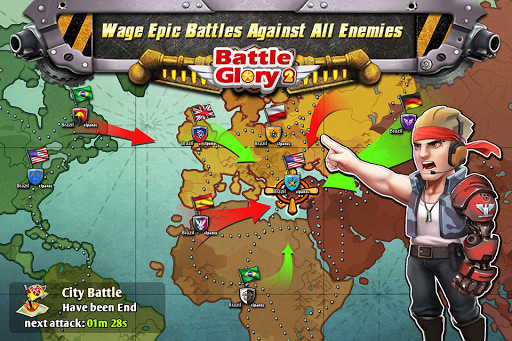 Battle Glory 2 For PC