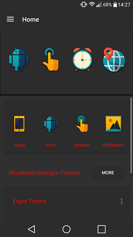 Plexis Icon Pack Screenshot 0