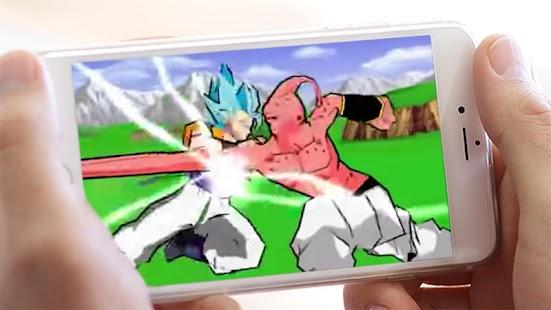 Game Super Goku: Saiyan Warriors APK for Windows Phone