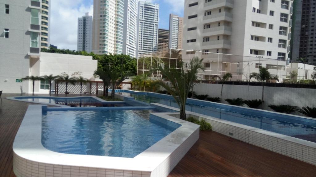 Apartamento residencial à venda, Altiplano, João Pessoa - AP5710.
