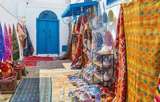 Blue City Chefchaouen Escape - screenshot