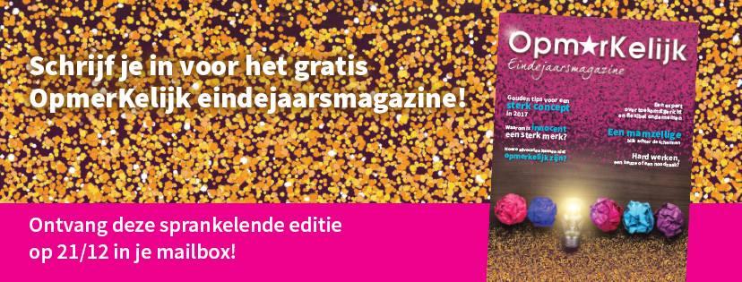 Bijdrage in het OpmerKelijk Magazine