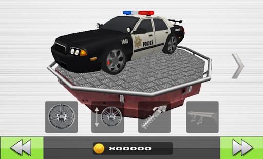 POLICE MONSTERKILL 3D screenshot 4
