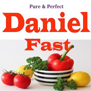 Cover art Daniel Fast