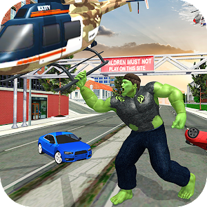 Incredible City Monster Hero Survival For PC / Windows 7/8/10 / Mac – Free Download