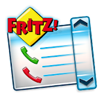FRITZ!App Ticker Widget Icon