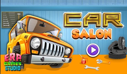 Car Salon - Wash & Makeover - screenshot