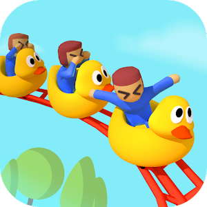 Idle Roller Coaster For PC (Windows And Mac)
