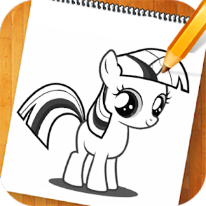 How to draw little