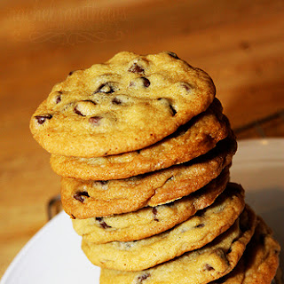The Most Amazing Chocolate Chip Cookies Ever