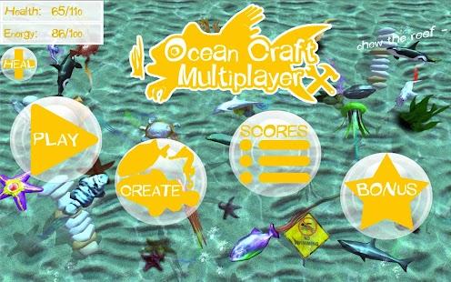 Ocean Craft Multiplayer APK for Bluestacks