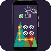Free Merry Christmas 2017 Theme APK for Windows 8