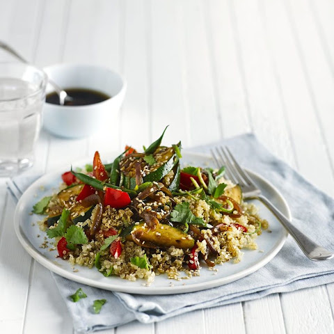 Asian Quinoa Stir-Fry