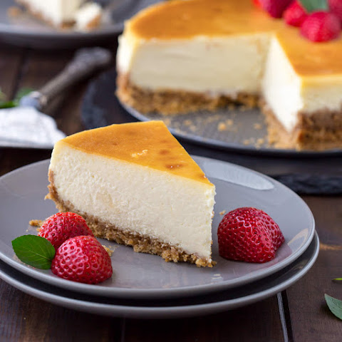 The Best Cheesecake EVER