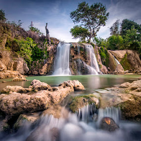 de toroan by Andy R Effendi - Landscapes Waterscapes ( toroan, indonesia, waterfall, madura, beach, river )