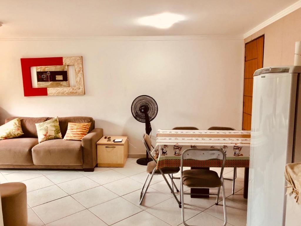 Apartamento com 2 dormitórios à venda, 52 m² por R$ 280.000 - Cabo Branco - João Pessoa/PB