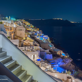 Santorini by Charalampos Vithoulkas - Landscapes Travel