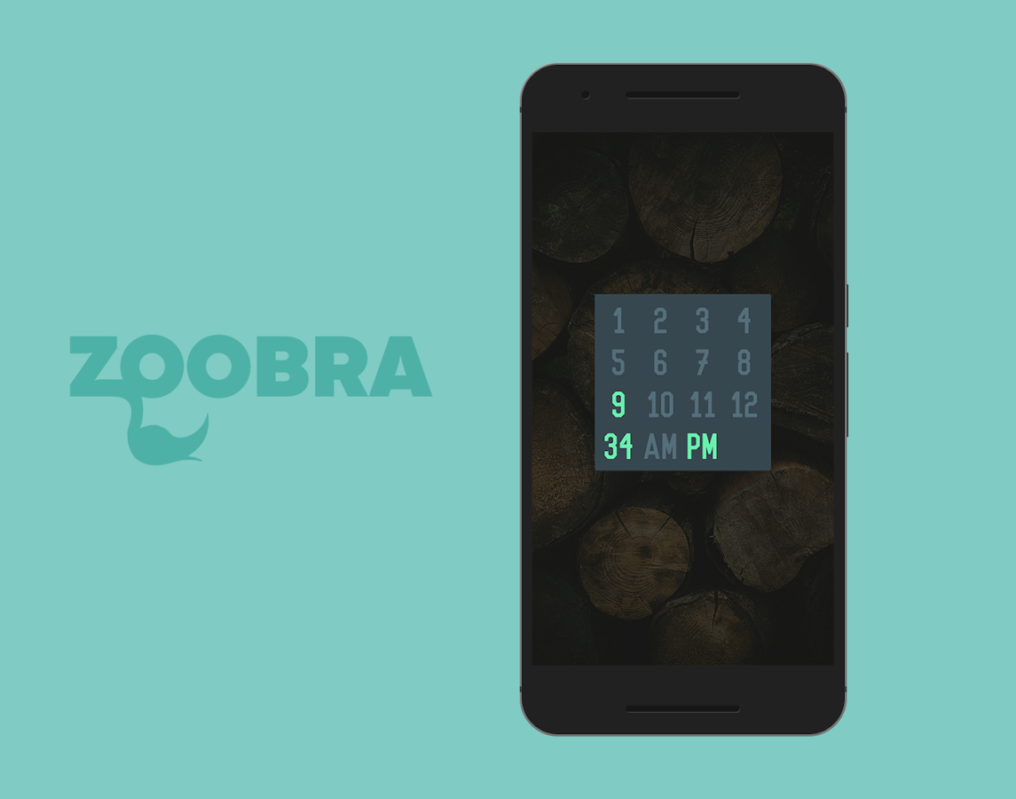 Zoobra Widgets Screenshot 0