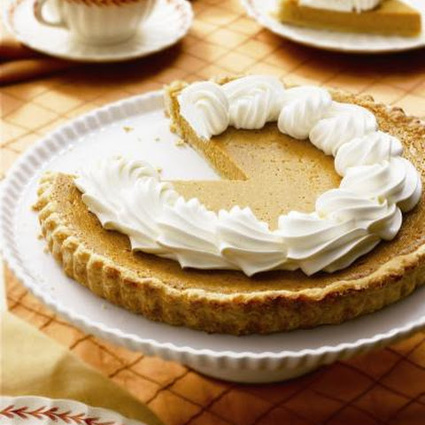 Pumpkin Pie Recipe for Christmas- 3 Point Value