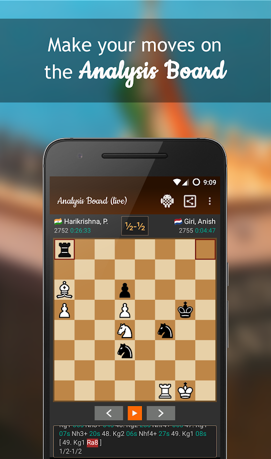Follow Chess Screenshot 2