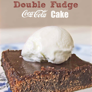 Cracker Barrel Double Fudge Coca Cola Cake