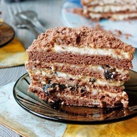 Chocolate Cake With Sour Cream