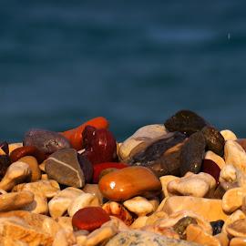 wet stones  by Darko Čaleta - Artistic Objects Other Objects