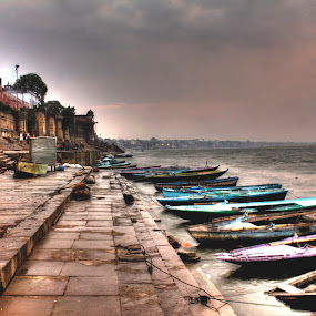 by Akash Dubey - Landscapes Waterscapes