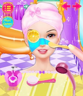 Game Fashion Doll - Girls Makeover APK for Kindle
