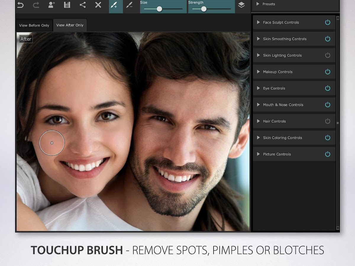 PortraitPro Screenshot 4