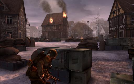 FRONTLINE COMMANDO: WW2 screenshot 6