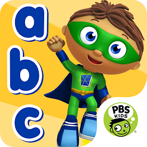 Super Why! ABC Adventures For PC