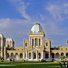 Noor Mahel #5 by Mohsin Raza - Buildings & Architecture Public & Historical