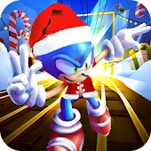 Download Subway Sonic Run Surf APK on PC