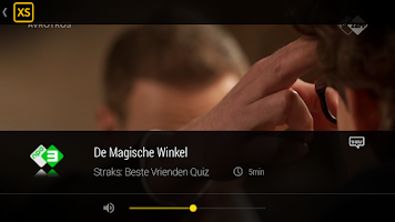 Screenshot of WebTV