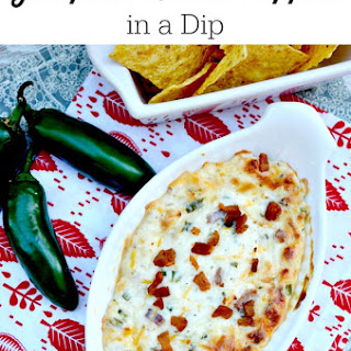 Jalapeno Bacon Popper Dip