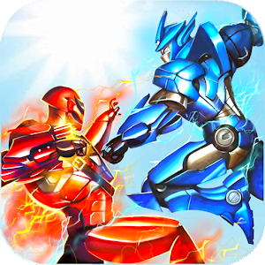 Robot Fighting Game - Steel Robots Kung Fu Fight For PC / Windows 7/8/10 / Mac – Free Download