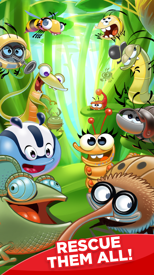 Best Fiends Forever Screenshot 3