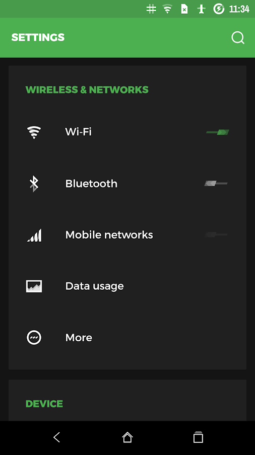 Prozt Dashboard (Root) Screenshot 4