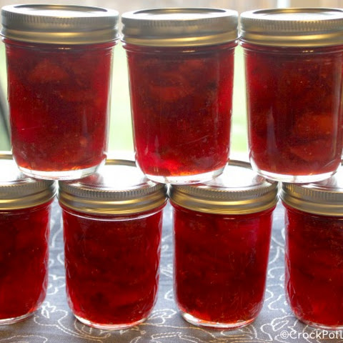 Crock-Pot Strawberry Jam