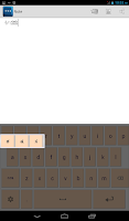 Screenshot of Akshara Kannada Keyboard