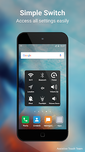 Download Assistive Touch for Android 2 APK on PC