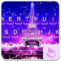 App Night Eiffel Tower - Keyboard APK for Kindle