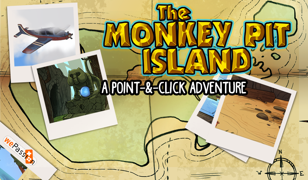 The Monkey Pit Island - Survive the treasure curse Screenshot 16